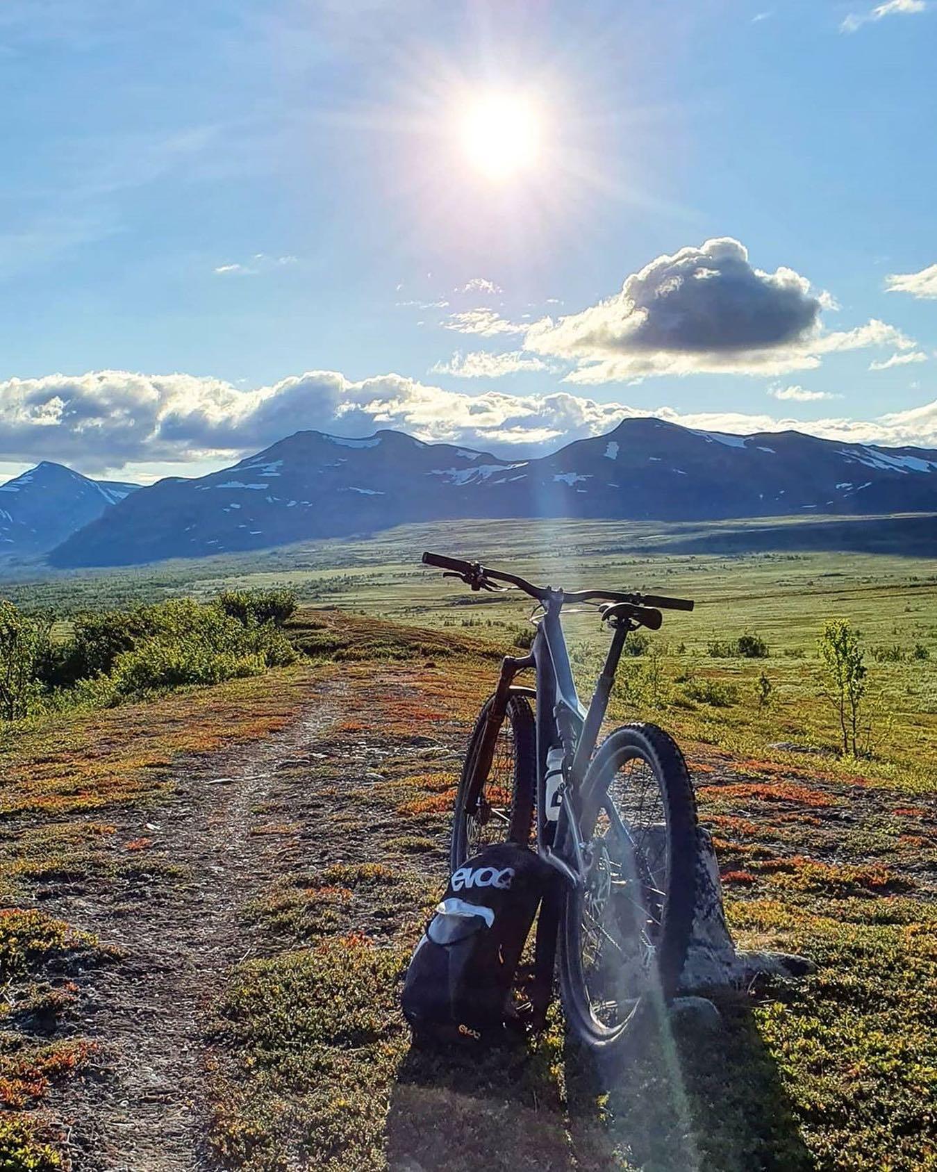 MountainbikeCykling Foto: Kittelfjäll Adventure