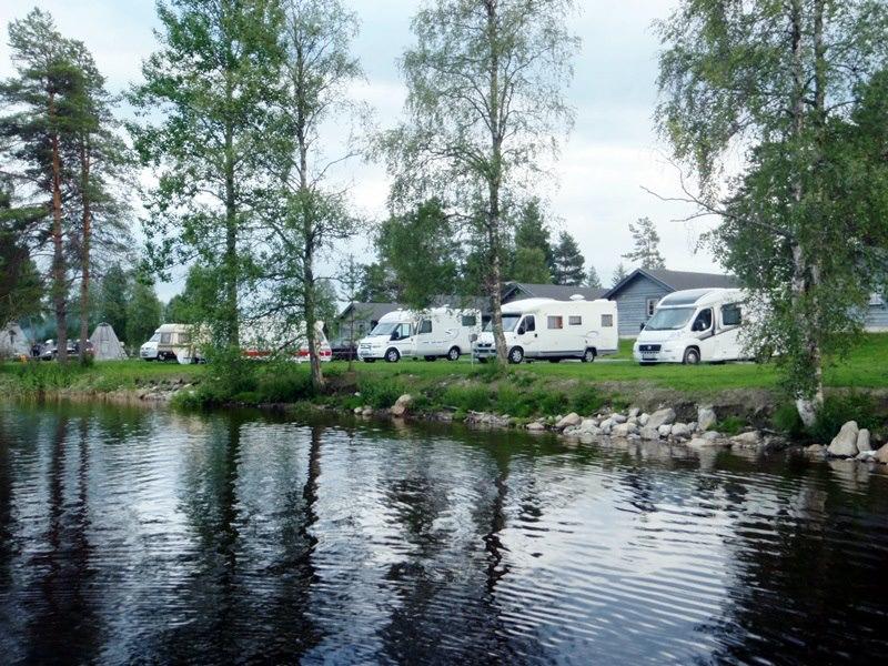 Saiva Camping & Stugby