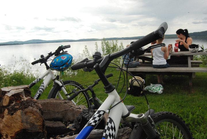 Cykeltur Lundqvist Stugmotell