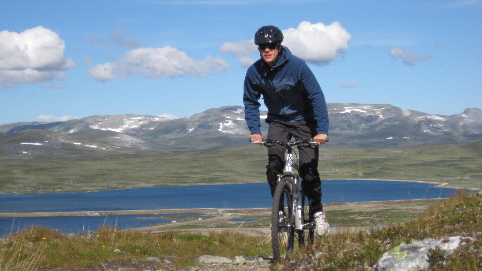 Cykling Stekenjokk