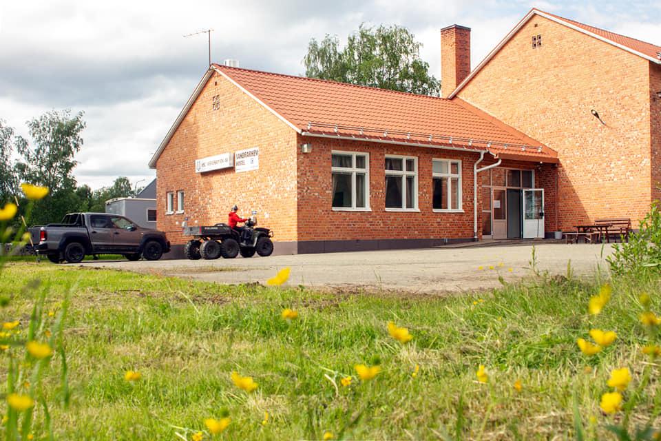 HSC Västerbotten Bild på vandrarhemmet i Dalasjö