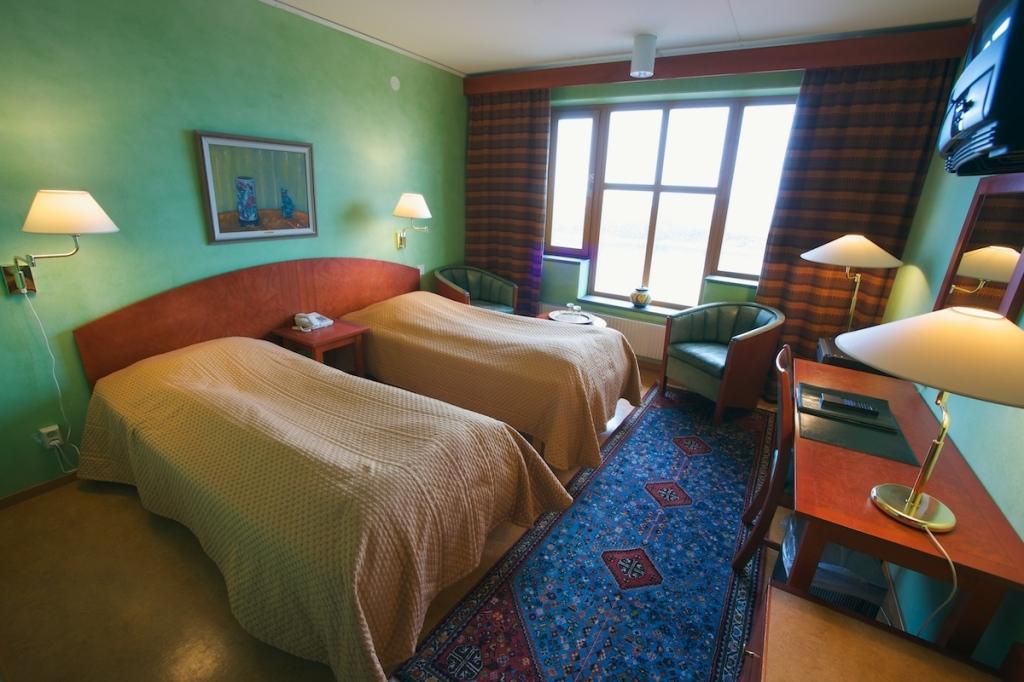 Hotellrum Saxnasgården