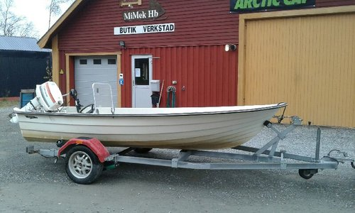Hyra+båtvagn Mimek