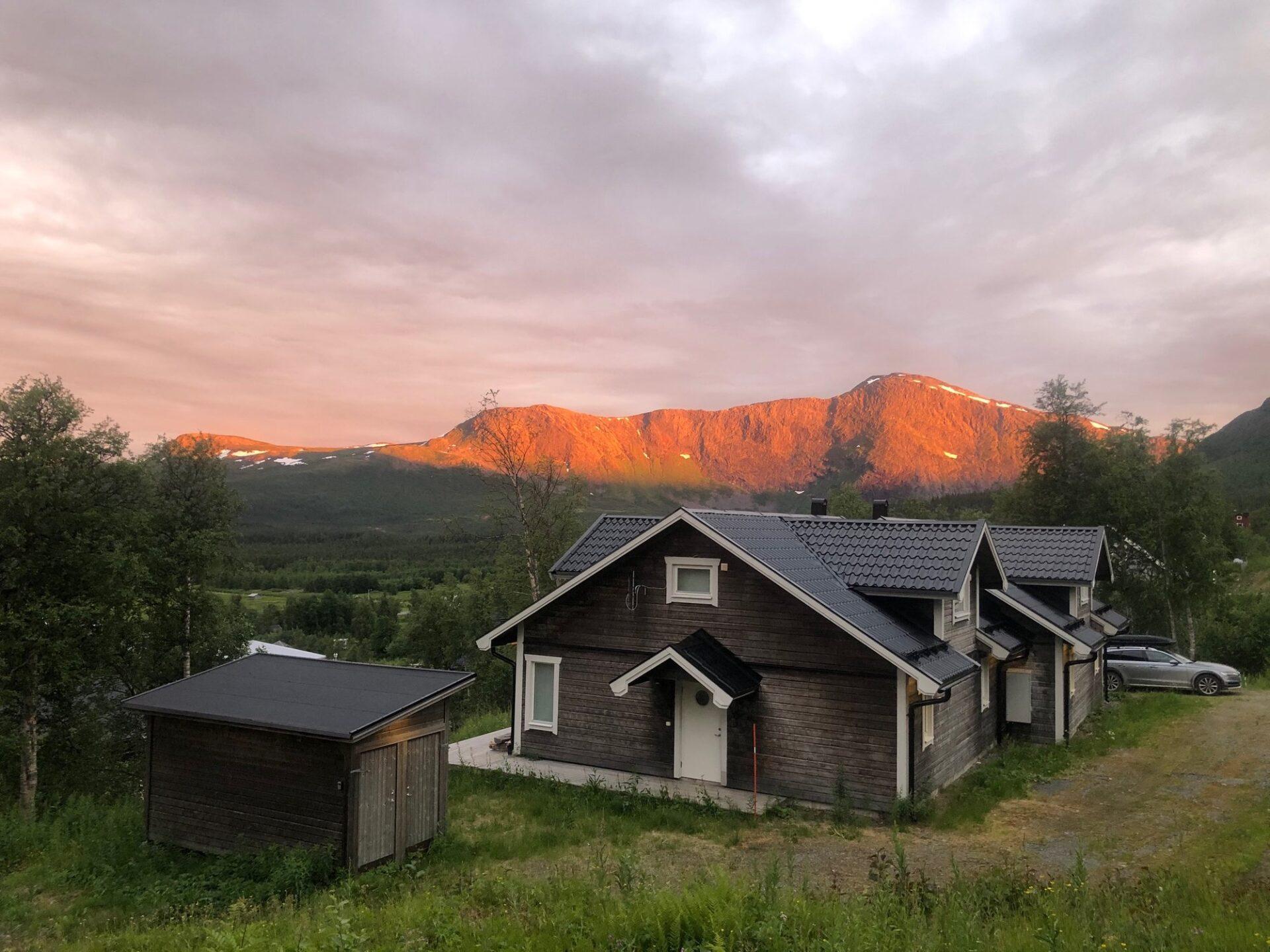 Kitteln Lodge