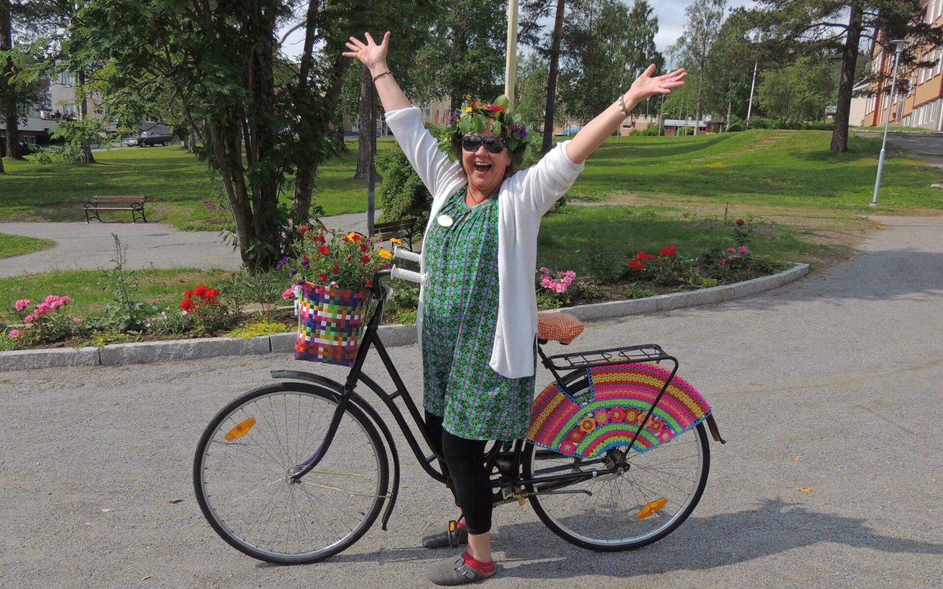 Lotta Cykelglädje