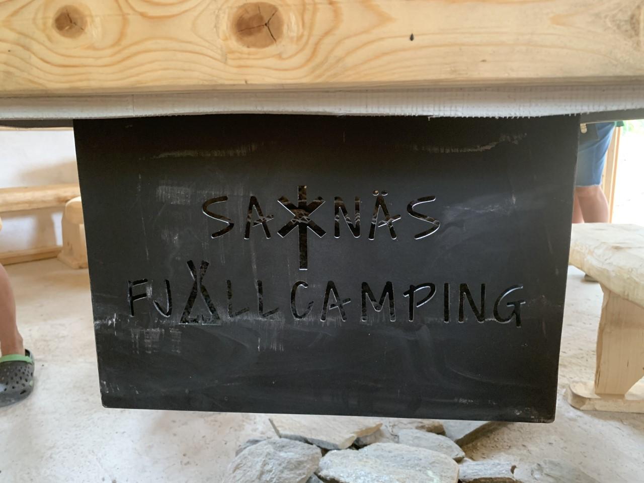 Saxnäs Fjällcamping