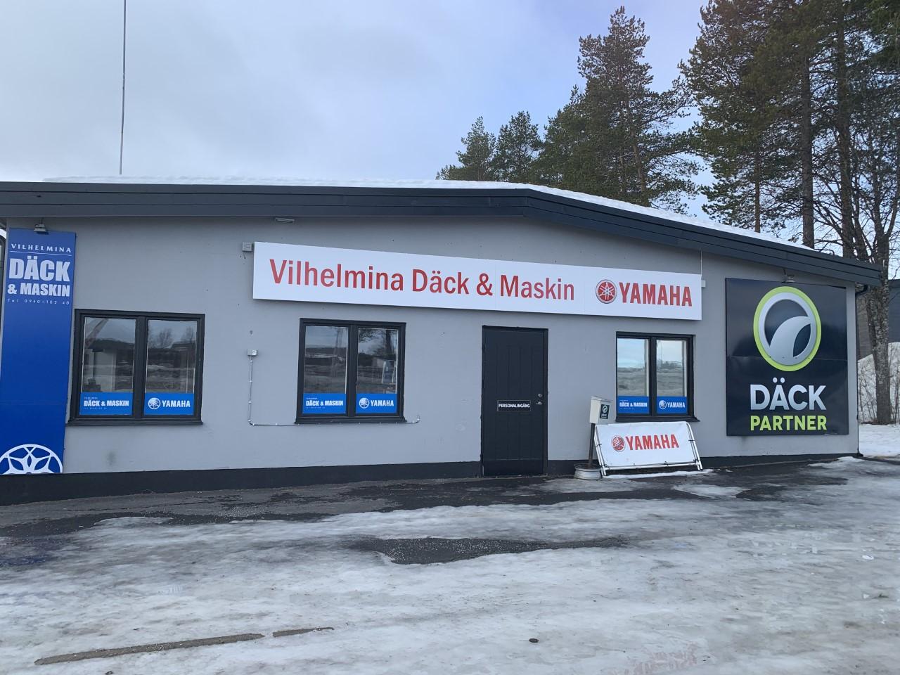 Vilhelmina Däck & Maskin