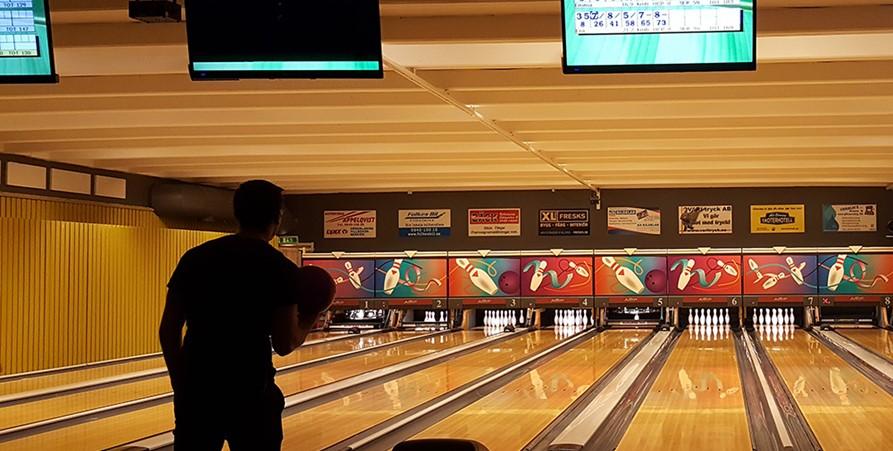 Bowlinghallen Vilhelmina Folkets Hus