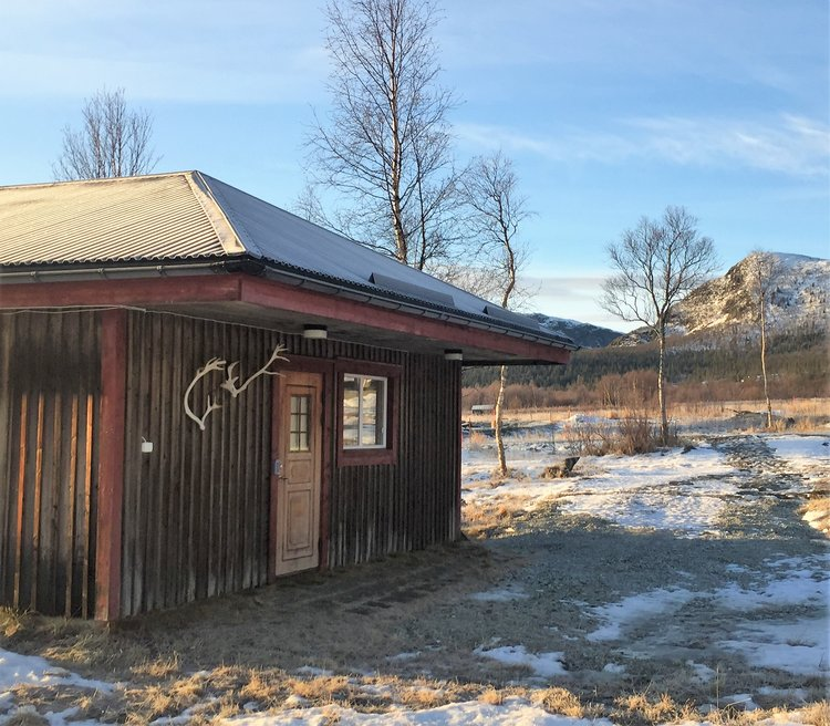 Kittelfjäll Skilodge Trapper Cabin
