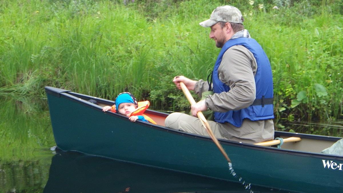 Beaver Canoe Safari Wilderness Latitude