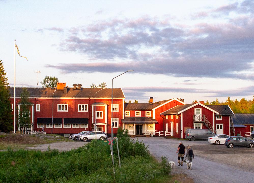 Marsfjäll Mountain Lodge