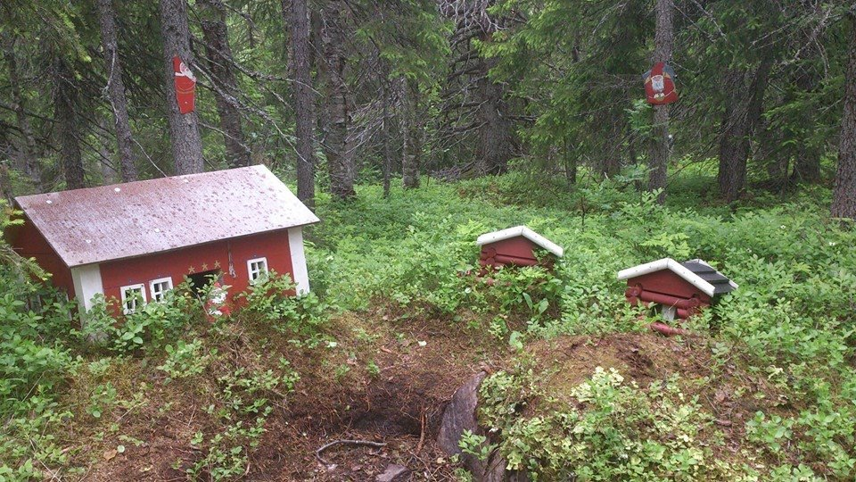 sagostigen Kittelfjäll småhus