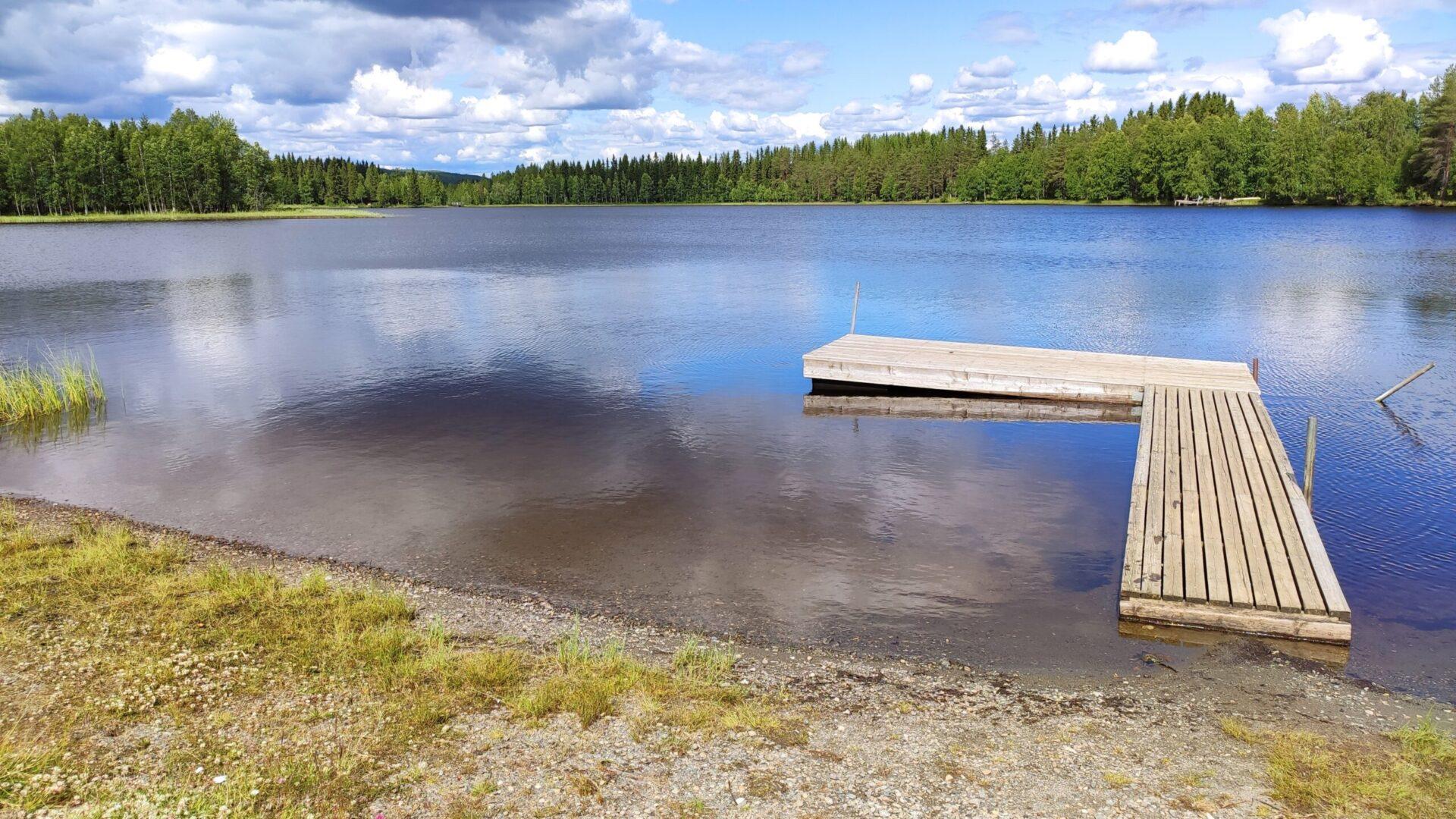 Skansholm badplats