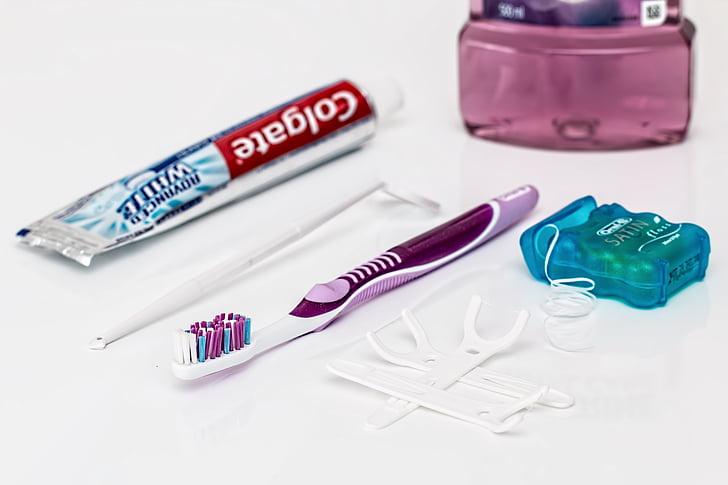 Tandborste Folktandvården
