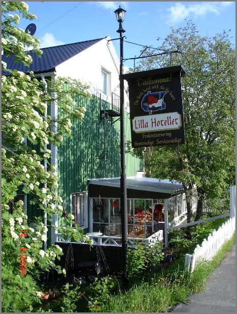 Lilla Hotellet Vilhelmina